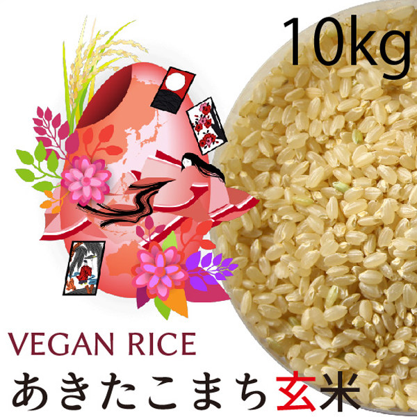 あきたこまち玄米10㎏